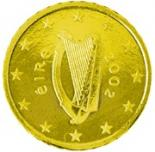 10 cents (other side, country Ireland) 0.1